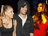 Enrique, girlfriend Anna and Roselyn