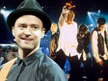 Boys are back! NSync to reunite at MTV Video Music Awards for performance