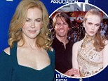 'I smile now!' Nicole Kidman on finding happiness a decade after divorce from Tom Cruise