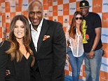 Whirlwind romance: Khloe Kardashian and husband Lamar Odom, shown in 2012 in New York City, got married in 2009 a month after meeting each other