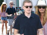 Hungry all the time! Cat Deeley parades her legs in cut-off shorts as she turns grocery run into flirt fest with husband Patrick Kielty