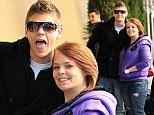 Legal guardians: Tyler Baltierra and Catelynn Lowell, shwon in New York City in March 2012, have become legal guardians of his younger sister
