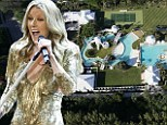 Her House Will Go On! Celine Dion puts Florida mansion up for sale... a drop in the ocean for $75m