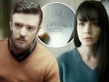 The moment Justin Timberlake discovers musical partner got his wife Carey Mulligan pregnant in new Inside Llewyn Davis trailer