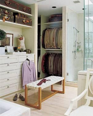 Wardrobe Bath