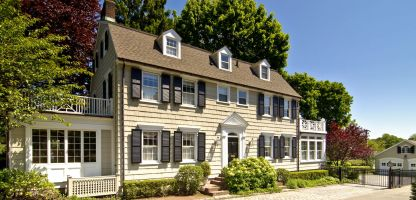 The home at 108 Ocean Ave. in Amityville