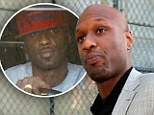 Now it emerges Lamar Odom was involved in a 'three-car collision days before his DUI arrest on the same freeway'