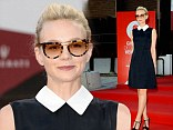 Who framed Carey Mulligan? Actress wears quirky sunglasses to Miu Miu party at Venice Film Festival