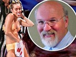 Foaming at the mouth! Angry sponge finger inventor Steve Chmelar says Miley Cyrus 'degraded' his creation