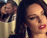 Now that's a teaser! Lawson do their best to resist the charms of Kelly Brook in a preview from the video for new single Juliet