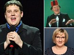 Funnyman: Peter Kay's joke has been named funniest of all time