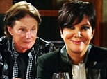 'We made a sex tape!' Kris Jenner reveals she and husband Bruce made a raunchy X-rated video
