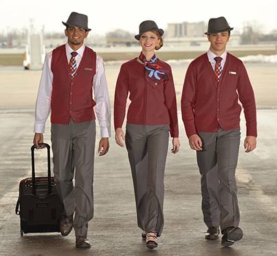Air Canada Flight Attendants