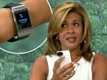 Oops! Today host Hoda Kotb receives over 1,000 text messages after accidentally flashing her phone number on live TV for the world to see