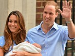 A 'perfect, natural birth': The Duchess of Cambridge's July 22nd delivery of baby Prince George was apparently exactly as she had hoped it would be