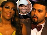 Real Housewives of Atlanta descends into chaos as Phaedra Parks's husband Apollo Nida 'violently attacks' Kenya Moore's assistant on set