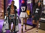 Brands behind hit designer T-shirt spoofs stage an underground showdown at New York Fashion Week