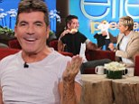 'Lauren's not a gold-digger!' Simon Cowell dismisses rumours baby mama Silverman 'trapped' him as he insists he's 'actually happier than ever'