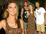 Living the high life! Audrina Patridge parties in Aruba with Connor Cruise as they kick off a new festival he is set to DJ at