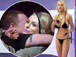 Courtney Stodden faces eviction from Celebrity Big Brother UK after clashing with housemate... and admits she feels distant from Doug