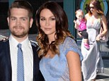'We lost our baby boy last week': Jack Osbourne's wife Lisa announces that she has had a late term miscarriage