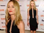 Vanessa Paradis reveals toned torso in sexy cut-out LBD at the Toronto Film Festival premiere of Fading Gigolo
