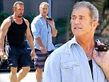 Bulking up those Lethal Weapons? Mel Gibson spotted at hormone replacement clinic in LA for second time in a week