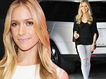 'What a morning!' Kristin Cavallari arrested in Chicago and forced to post bail after being caught driving with California licence