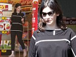 Nigella Lawson in LA