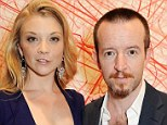 Laying Dormant: Natalie Dormer has put her marriage to Anthony Byrne on hold, but insists that they are still together