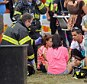 18 people, including 12 children, were injured on Sunday after riding the Zumur ride at Norwalk Connecticut's Oyster Festival. The children were all treated at various hospitals