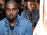 Someone got a sitter! Kanye West is not letting fatherhood stop him from indulging in his favourite fashion events