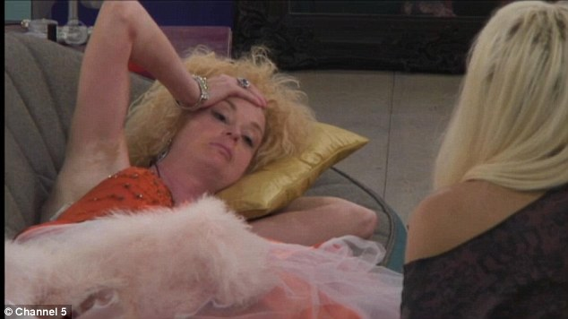Courtney and Lauren have grown close in the CBB house