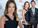 Olivia Wilde sets hearts racing on red carpet of Toronto Film Festival premiere of Formula One drama Rush