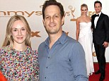 Sophie Flack and actor Josh Charles