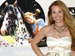 'I'm beating my ex-boyfriend to the punch': Former Pippi Longstocking star Tami Erin decides to release her own sex tape