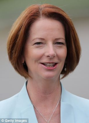 Australia's first female PM Julia Gillard was dropped amid fears she would be too unpopular to win