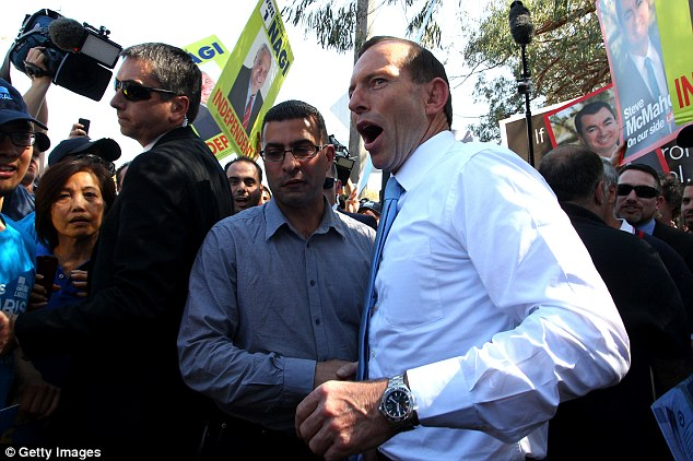 Abbott, who was once regarded as 'unelectable' by many within his own party, seems poised to defeat a ruling party marred by infighting and a much-maligned carbon tax