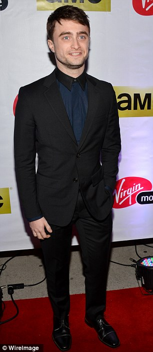 Daniel attends the Virgin Mobile Arts & Cinema Centre's Horns after party