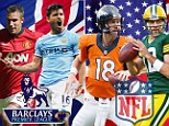 NFL/PL preview
