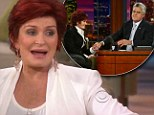 'I had a fling with Jay Leno': Sharon Osbourne reveals she used to date the talk show host before Ozzy