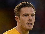 Talented: But Jack Butland will struggle to make progress without first-team football