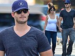 Photographer files battery charges against pregnant Jennifer Love Hewitt's fiancé Brian Hallisay after physical altercation