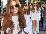 Lady Gaga steps out in New York