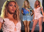 'Touring with my daughter is my dream': Beyonce Knowles says taking Blue Ivy on tour makes it even more special