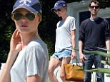 Kate Bosworth and Michael Polish go house hunting in Los Feliz