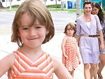 Afternoon delight! Alyson Hannigan takes her daughter and friend to grab frozen yogurt in colorful dresses