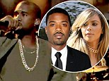 'Brandy's little sister lame man': Kanye West disses Kim Kardashian's sex tape partner Ray J during Late Night with Jimmy Fallon performance of Bound 2