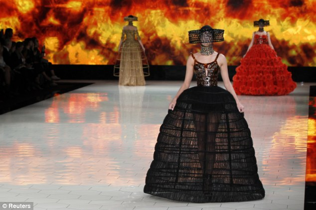 The fashion world was left reeling by McQueen¿s suicide at the age of 40 in 2010 after which Sarah Burton took over the label