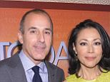 Matt Lauer said that he was 'incredibly frustrated' over the past two years since he was largely blamed for the forced departure of his co-anchor Ann Curry